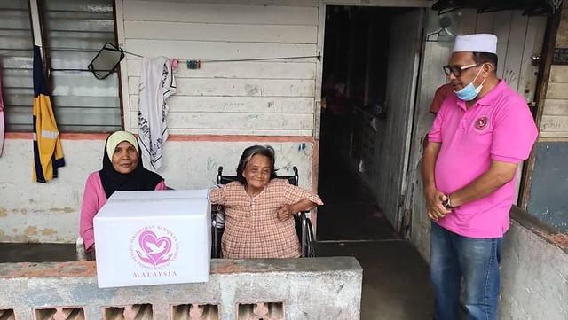Haiza, Sarah & Dafi Bawa Senyuman Buat Penduduk Pontian