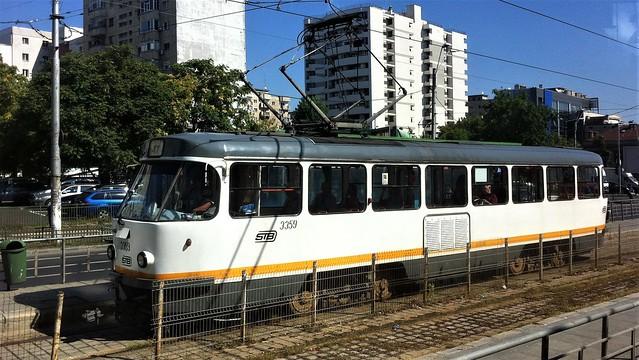 Tramway Bucharest