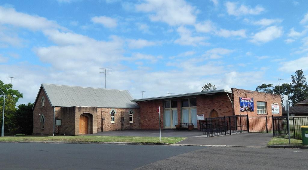 Jamisontown Uniting Church, Jamisontown, Sydney, NSW.