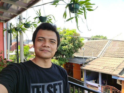 Foto Selfie Samsung Galaxy S20 Ultra