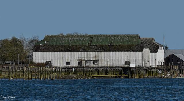Britannia Heritage Shipyards/ Steveston Fisherman's Wharf