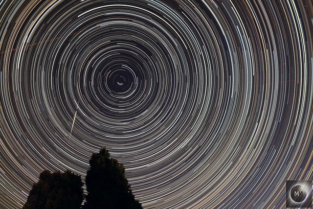 6 Hour 30 Minute Star Trails 21/04/20