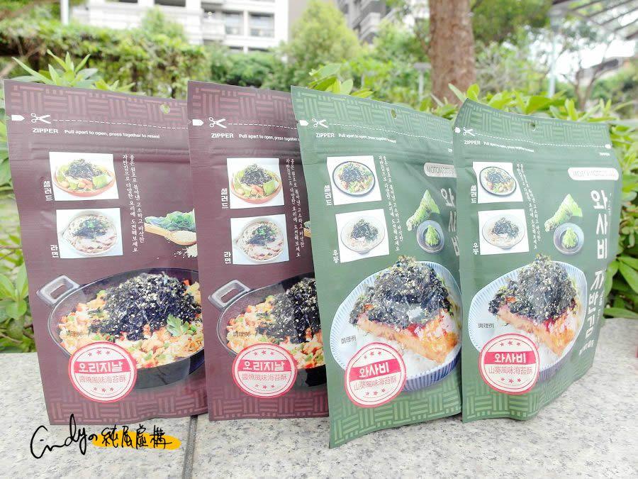 MOTOMOTOYAMA韓國海苔酥