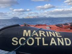 St Kilda Marine Scotland RIB