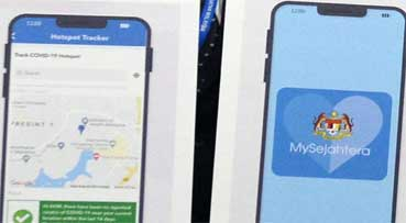 Covid-19: MySejahtera app helps users monitor personal health status