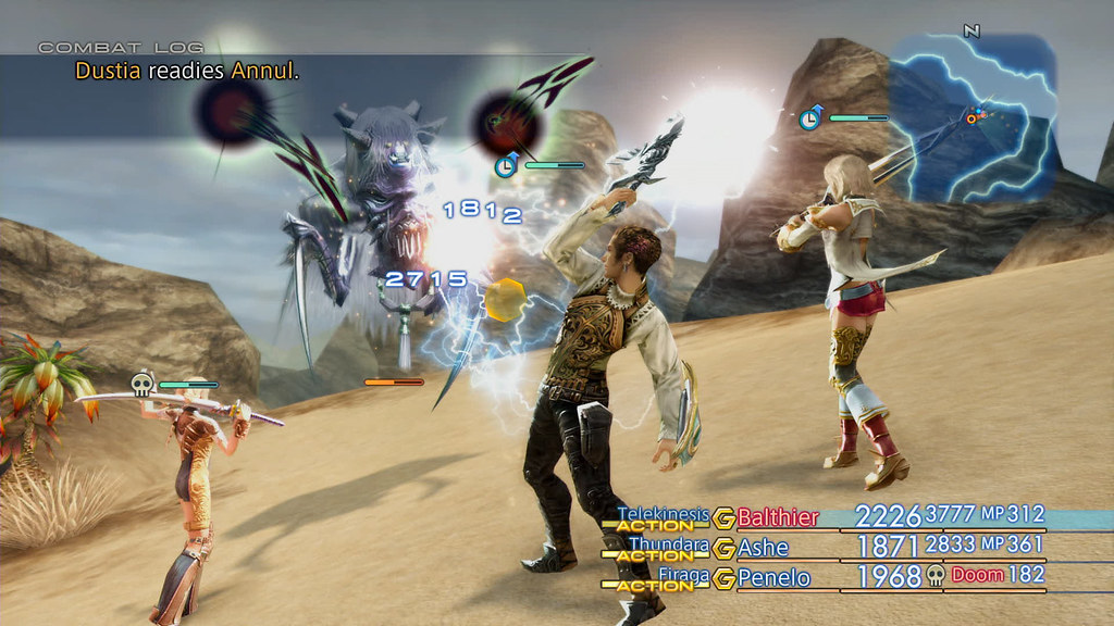 Final Fantasy XII: The Zodiac Age on PS4