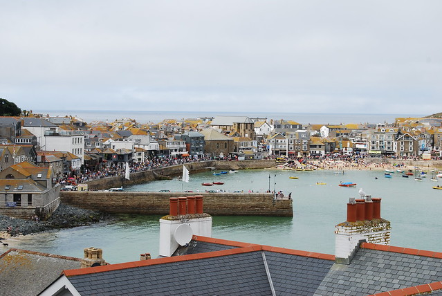 St. Ives (in busier times .....)