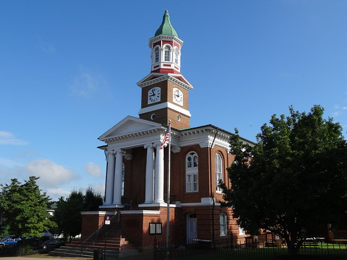 chfstew virginia vaculpepercounty nationalregisterofhistoricplaces nrhpsouth 100yearsold courthouse