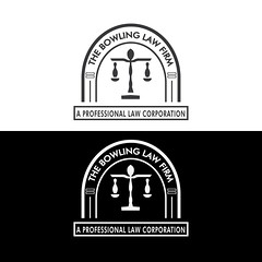 Bowling Law Logo Design Inspiration