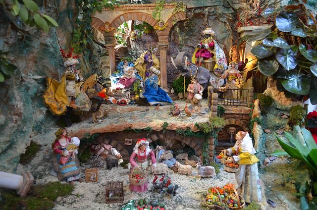 Nativity Scene [Cordoba - 26 December 2019]