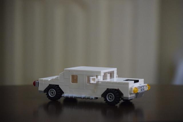 Hummer H1 Version 2 Moc.
