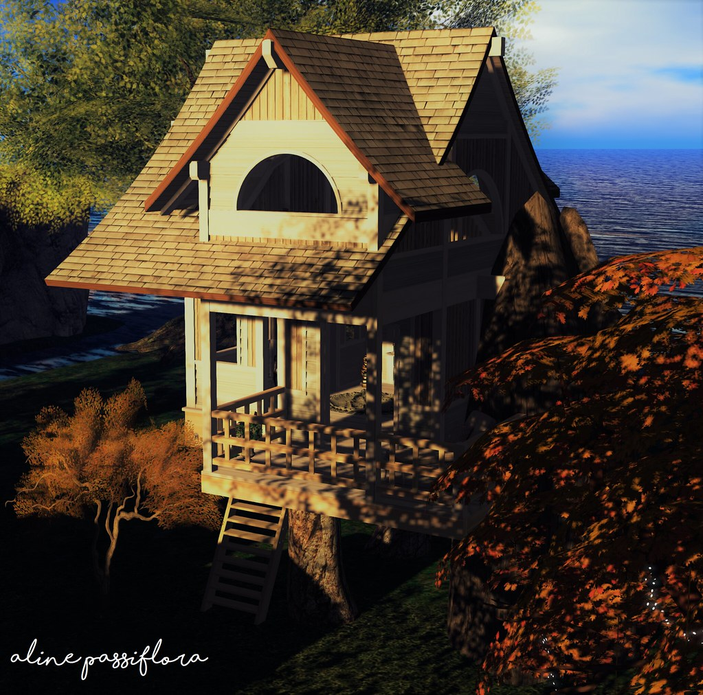 The Treehouse of My Dreams