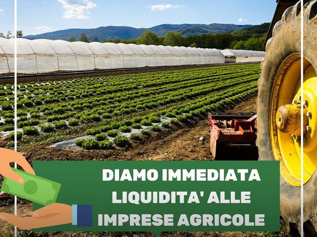 credito imprese agricole