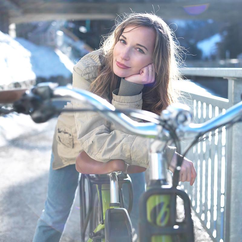 Benno Bikes eJoy ebike in Zermatt 9345380