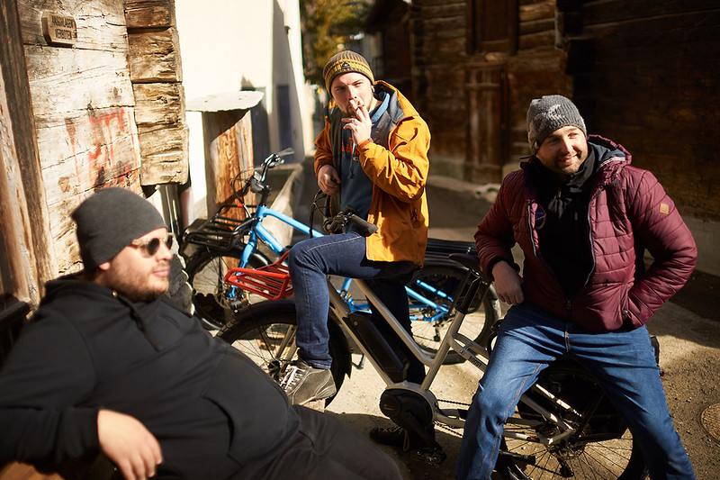 Benno Bikes Boost E and eJoy ebikes in Zermatt Zermatt DSC9272