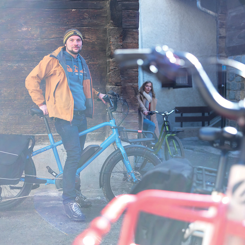 Benno Bikes Boost E and eJoy ebikes in Zermatt 17