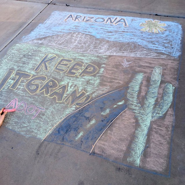 ADOT Kids: Keep It Grand Art Challenge
