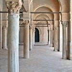 La mosquée de Sidi Okba (Kairouan, Tunisie)