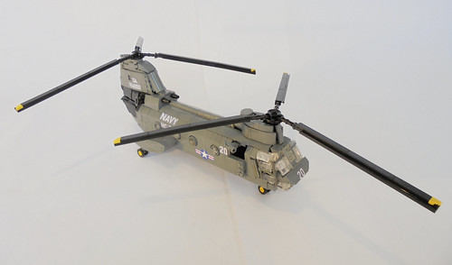 UH-46D Sea Knight US Navy (3)