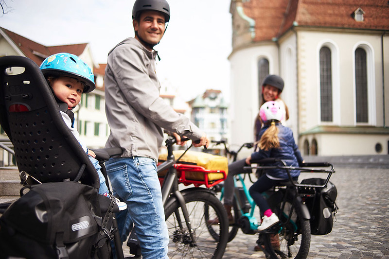 Benno Bikes eScout and Boost E family ebike in Zurich 18