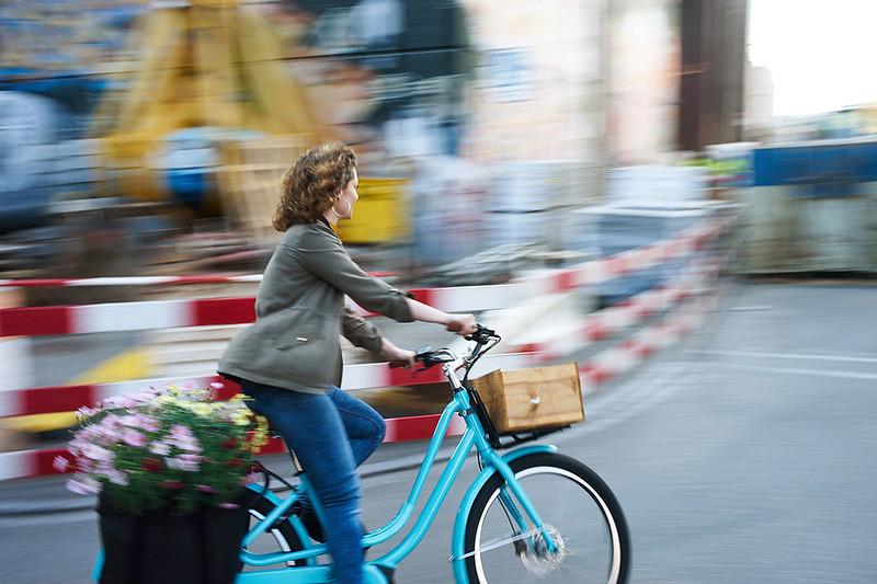 Benno Bikes eJoy cargo ebike in Zurich  13