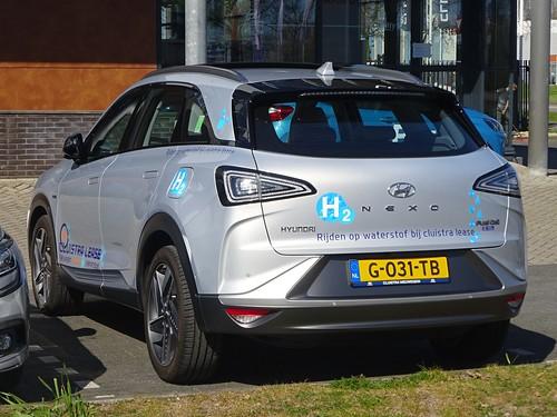 2019 Hyundai Nexo Photo