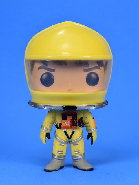 Funko Pop Dr. Frank Poole vinyl figure (2019 Fall Convention Limited Edition Exclusive)