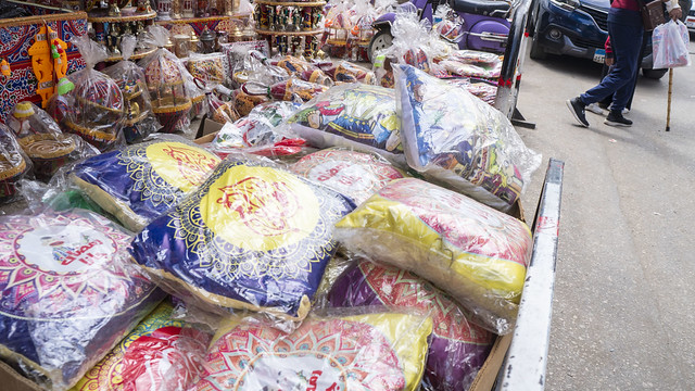 Egyptian Ramadan Cushions