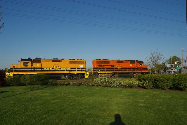 Portland & Western, Eugene, Oregon