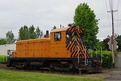 Portland Traction Co. #100, Milwaukie, Oregon