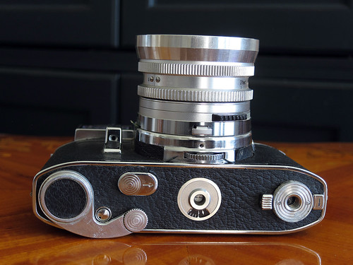 Kodak Retina Reflex III | by Jim Grey