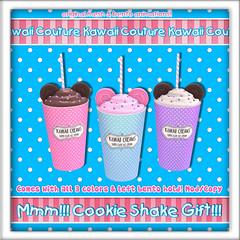 Kawaii Couture - Cookie Shake Gift Ad