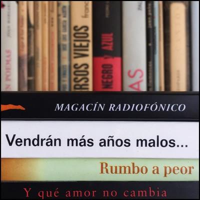 Magacín radiofónico en estado de alarma 22.4.20 #yomequedoencasa #frenarlacurva #haikusdestanteria #quedateencasa