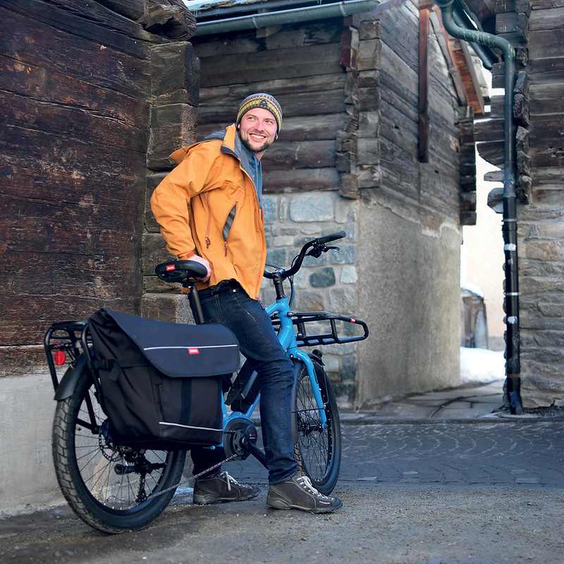 Benno Bikes Boost E ebike in Zermatt 16