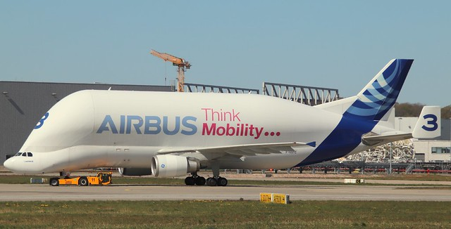 Airbus Industrie, F-GSTC, MSN 765, Airbus A 300-605ST, 21.04.2020,  XFW-EDHI, Hamburg Finkenwerder