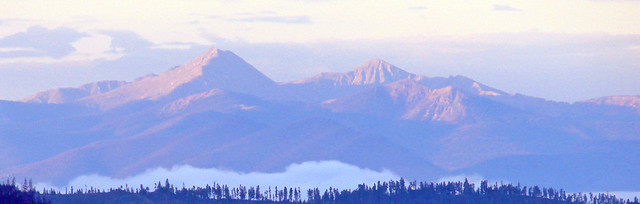 Rocky Mountain Sunrise, Grand Lake, CO 8-12