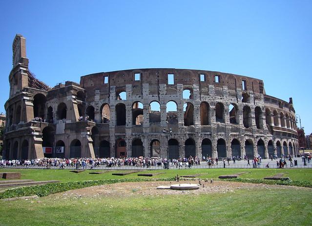 Roma - Colosseo (Colosseum)