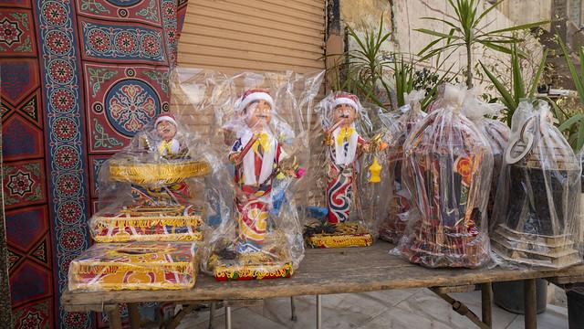 Egyptian Ramadan accessories in Cairo