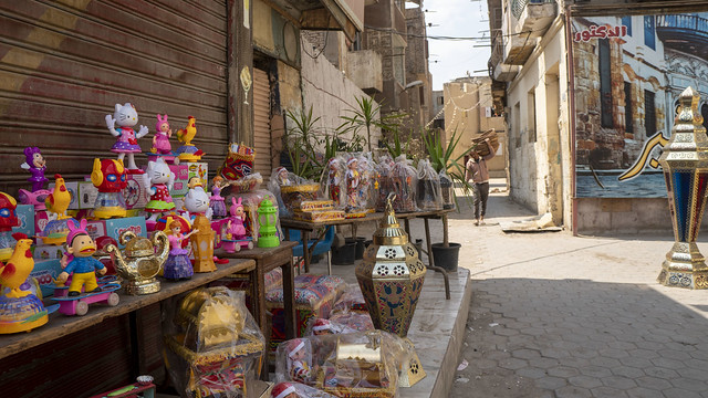 Chinese Plastic Ramadan lanterns for Sale in Egypt