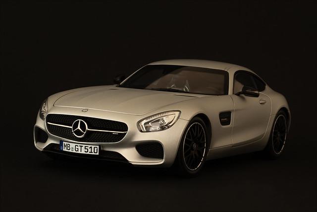 Norev Mercedes-Benz AMG GT-S