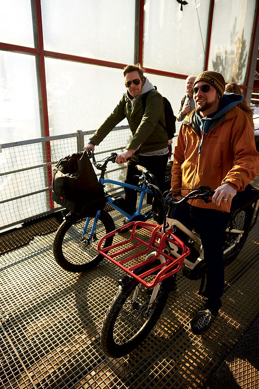 Benno Bikes Boost E and eJoy ebikes in Zermatt 08