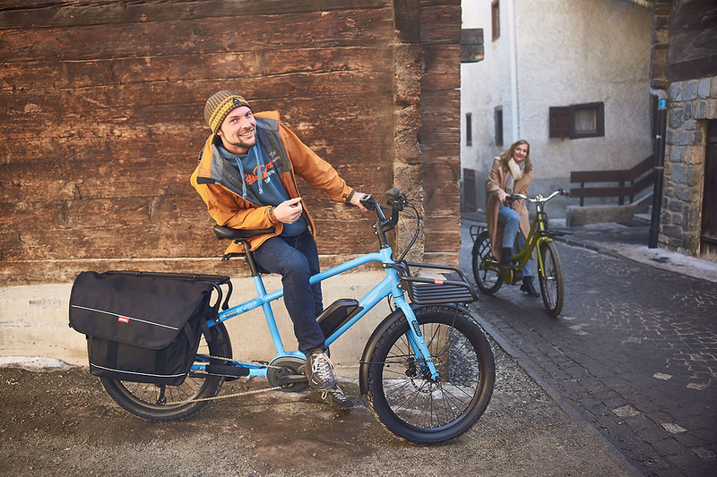 Benno Bikes Boost E and eJoy ebikes in Zermatt 05