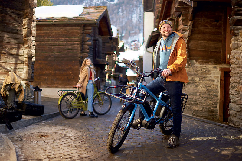 Benno Bikes Boost E and eJoy ebikes in Zermatt 04