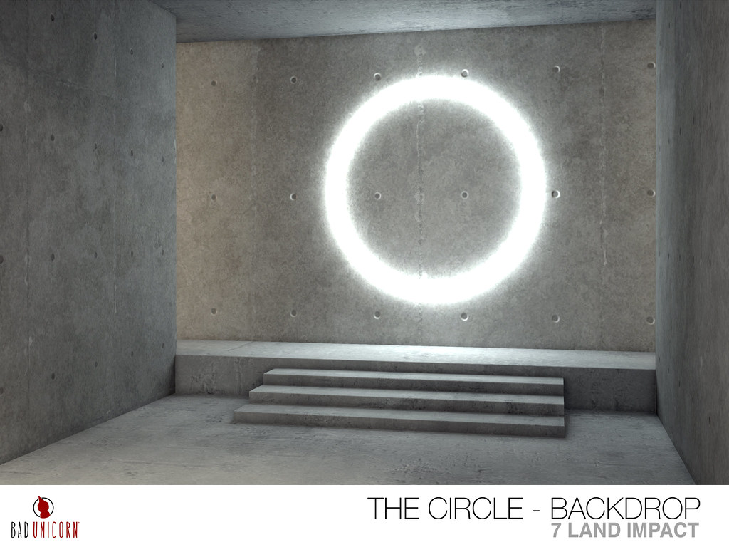 NEW! Neon Nights – The Circle Backdrop