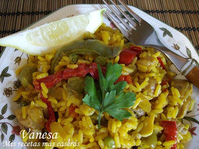 ArrozAmarilloconCarne45