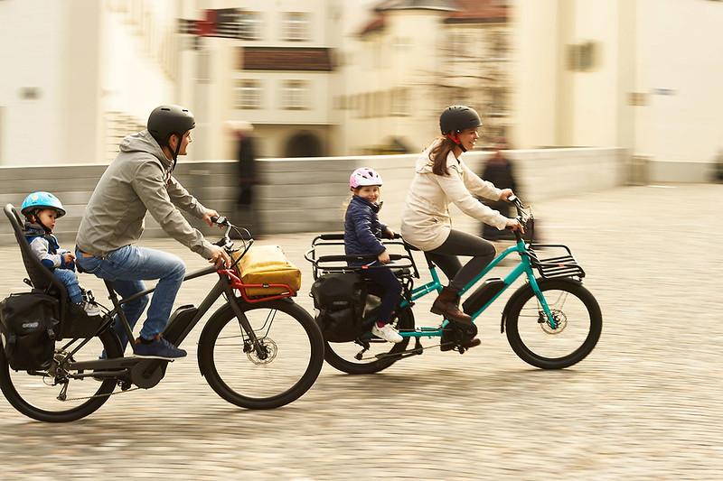 Benno Bikes eScout and Boost E family ebike in Zurich 07