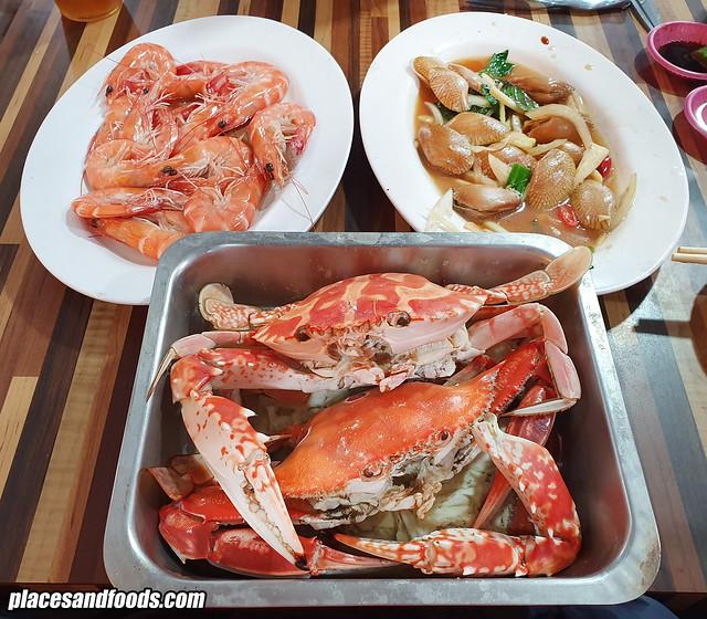 guihou fish market wanli fresh seafood