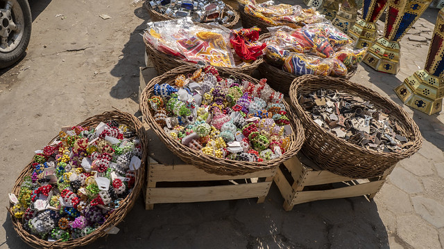 Egyptian Ramadan small Lanterns for sale in Cairo
