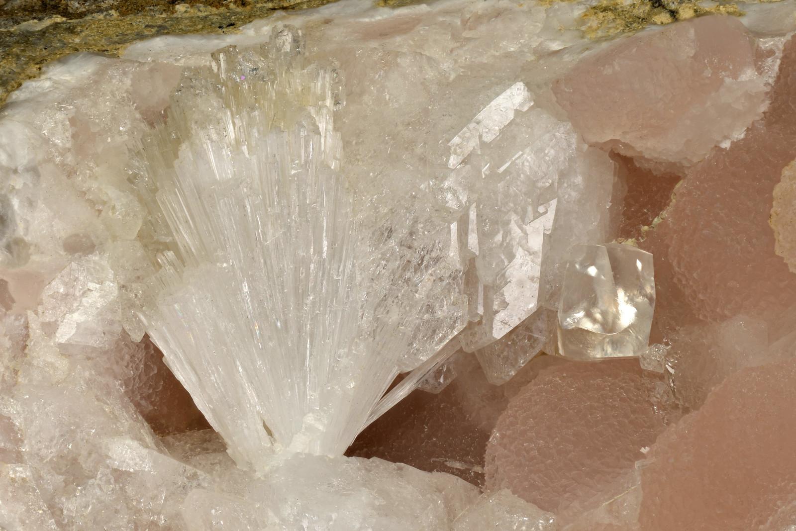 スコレス沸石 / Scolecite