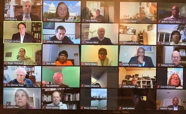 USA-2020-04-16-UPF-USA Continues Weekly Online Interfaith Prayer Gathering